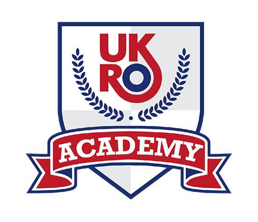 UKRO Academy logo