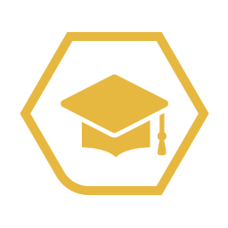 Academic research icon