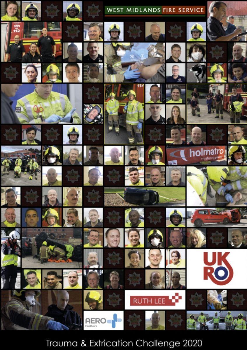 West Midlands Fire Fire Service National Challenge 2020